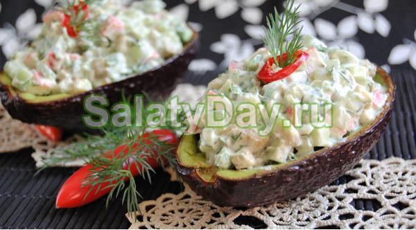 Полезный салатик