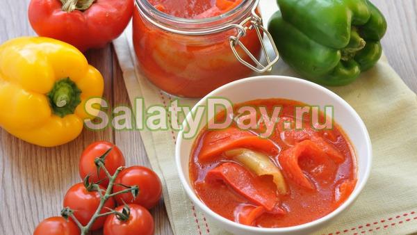 Классический рецепт дунайского салата