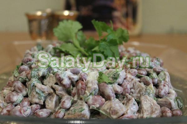 Салат «Кавказский»